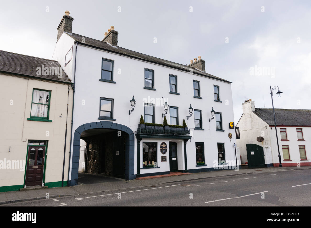 The Bushmills Inn - Stock Image