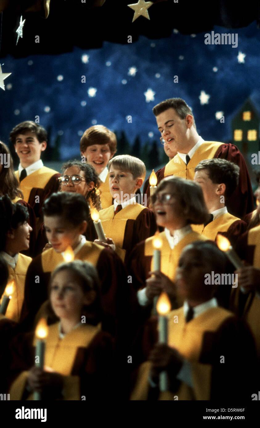 Macaulay Culkin Home Alone 2 Lost In New York 1992 Stock Photo Alamy