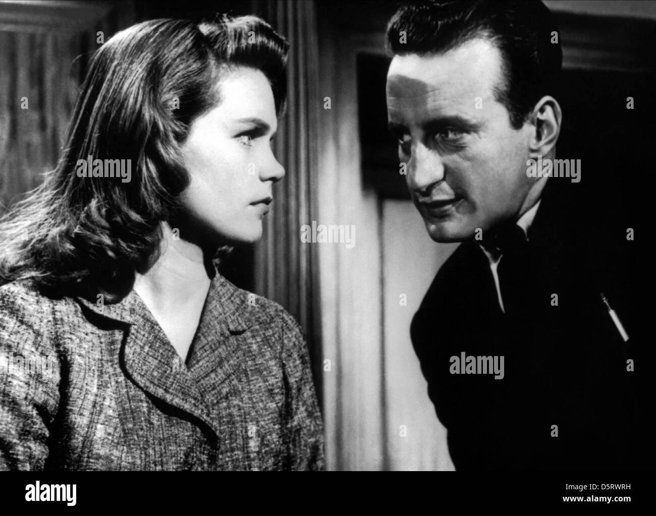LEE REMICK & GEORGE C. SCOTT ANATOMY OF A MURDER (1959 Stock Photo ...