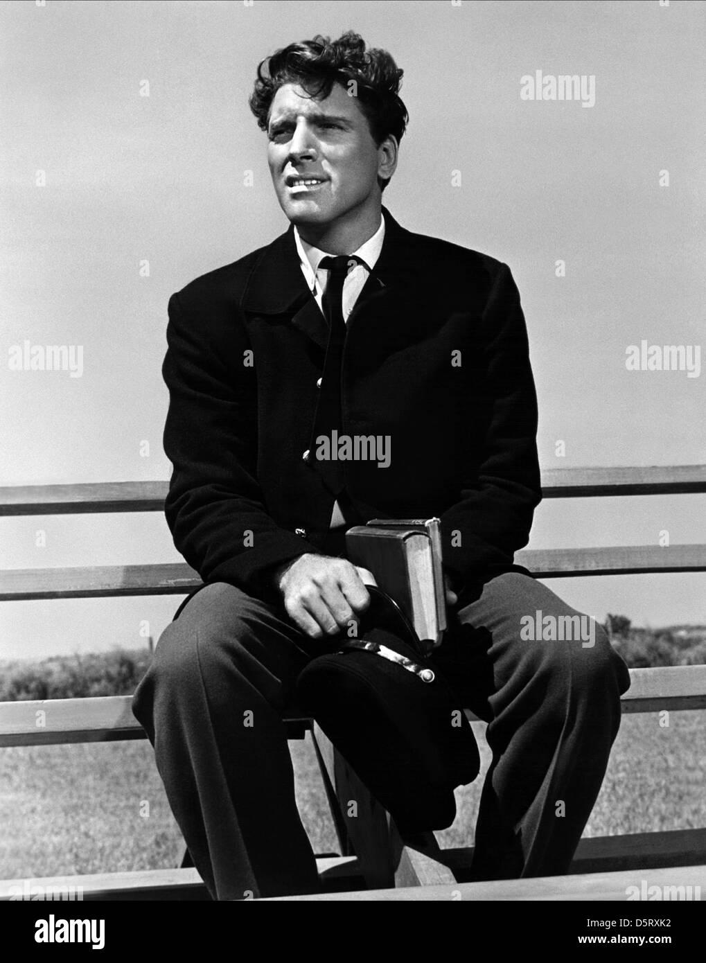 BURT LANCASTER MAN OF BRONZE (1951) - Stock Image