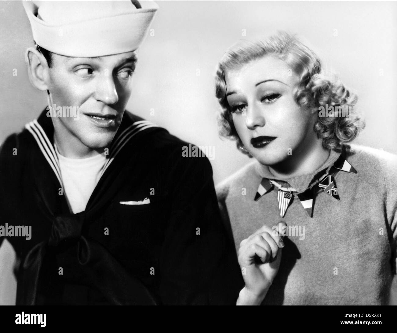 Fred Astaire Ginger RogersStock Photos and Images