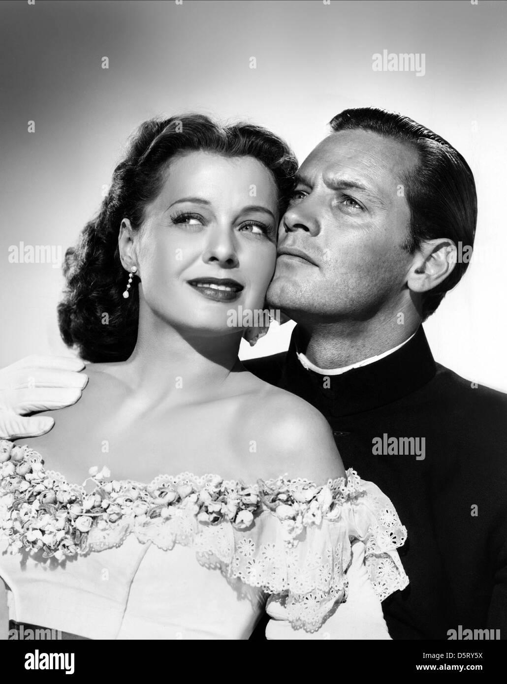 Ellen Drew William Holden The Man From Colorado 1948
