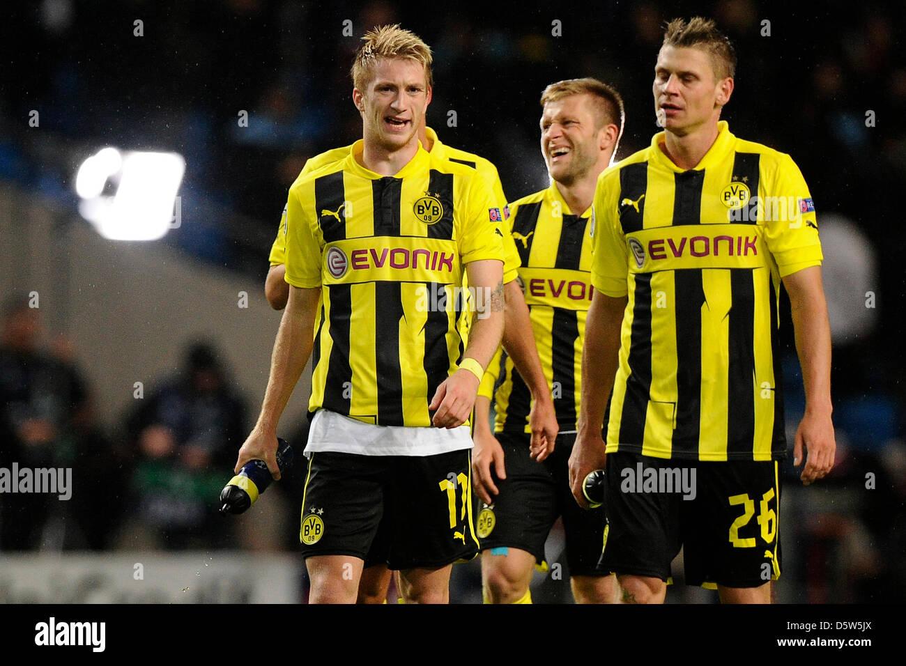 Dortmunds L R Jakub Blaszczykowski Stock S & Dortmunds L R