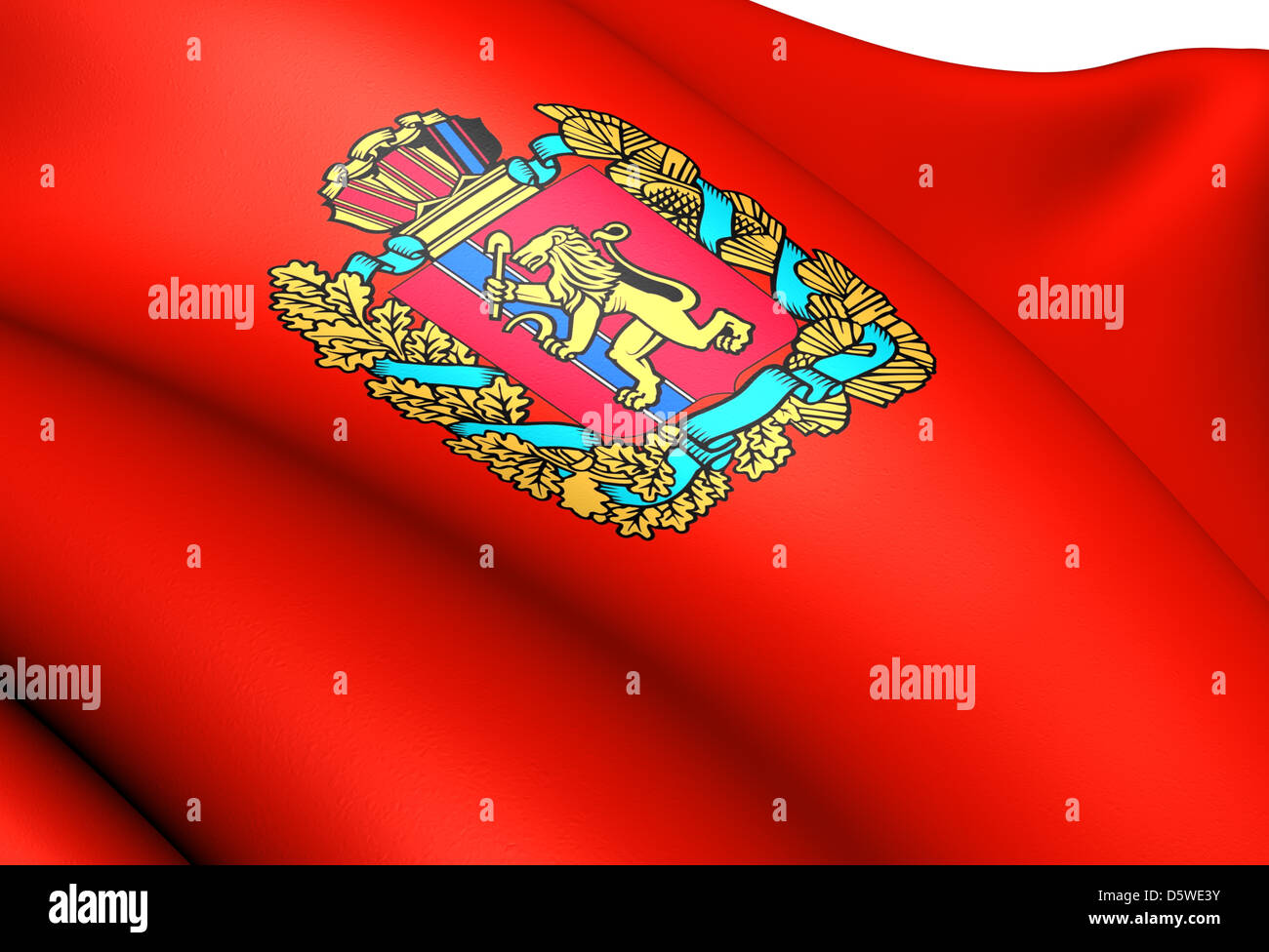 Флаг красноярска картинка, доброй ночи