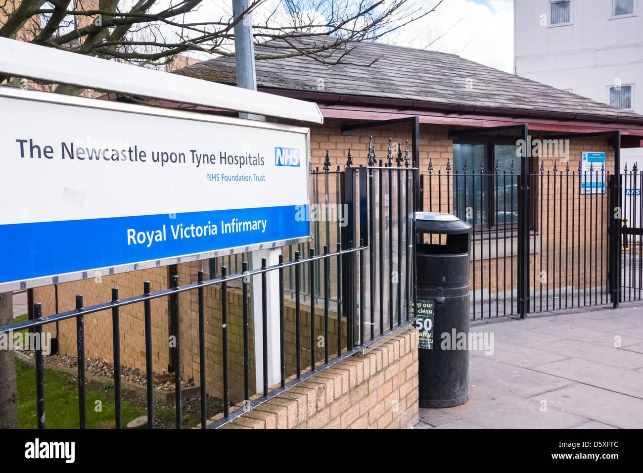 Royal Victoria Hospital Stock Photos & Royal Victoria
