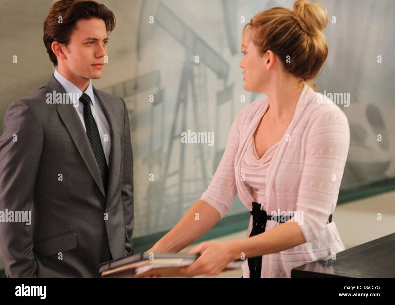 SYRUP 2012 9th productions film with Shiloh Fernandez and Brittany Snow - Stock Image