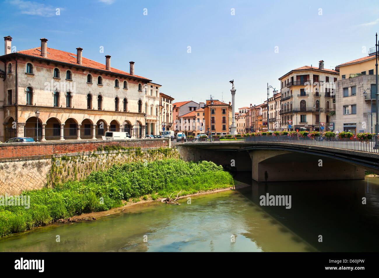 Vicenza, Italy - Stock Image