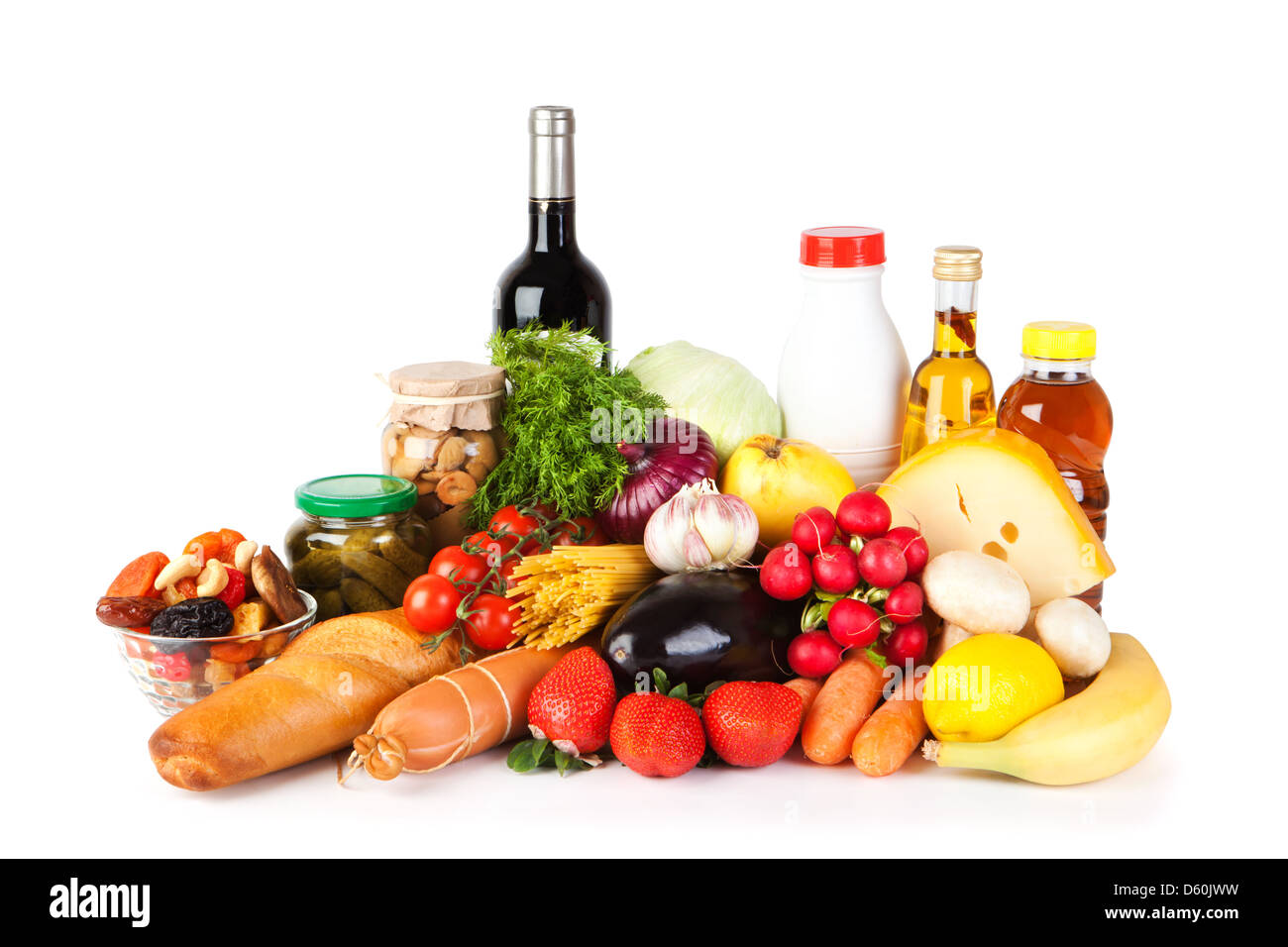 Foodstuff Stock Photos & Foodstuff Stock Images - Alamy