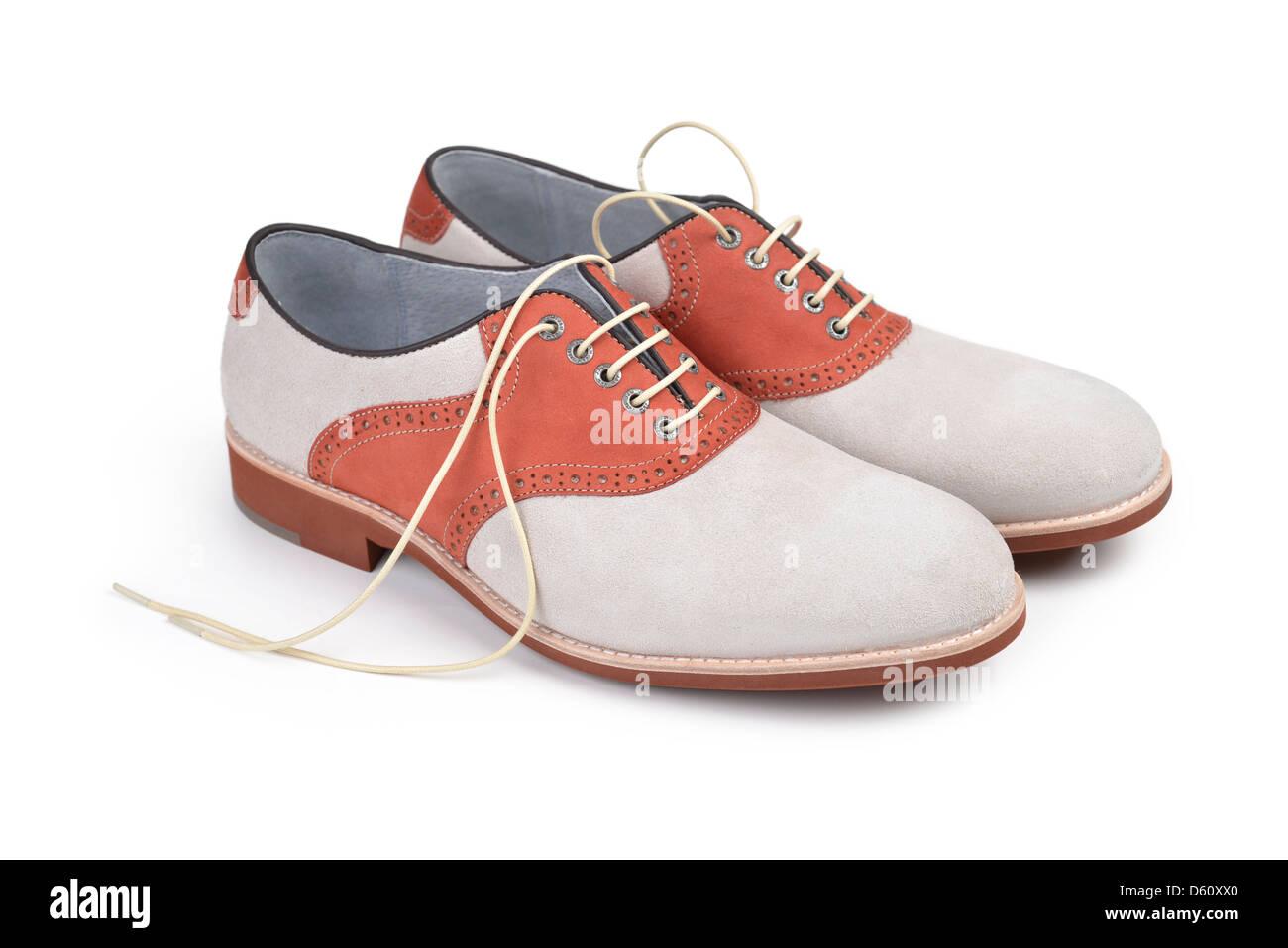 Men's Shoes Stock Photo: 55340152 Alamy