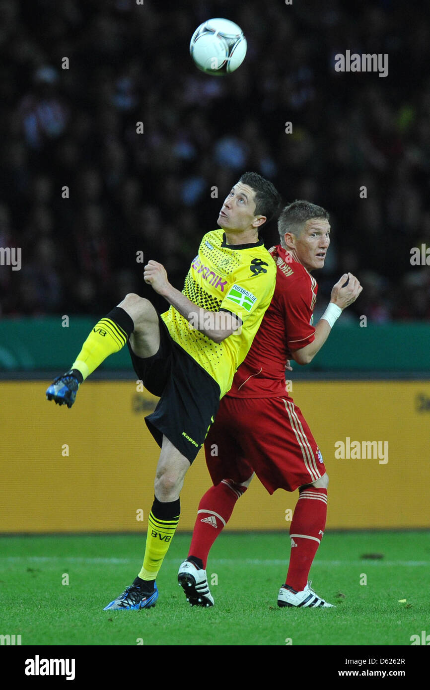Dfb Pokalfinale High Resolution Stock Photography And Images Alamy
