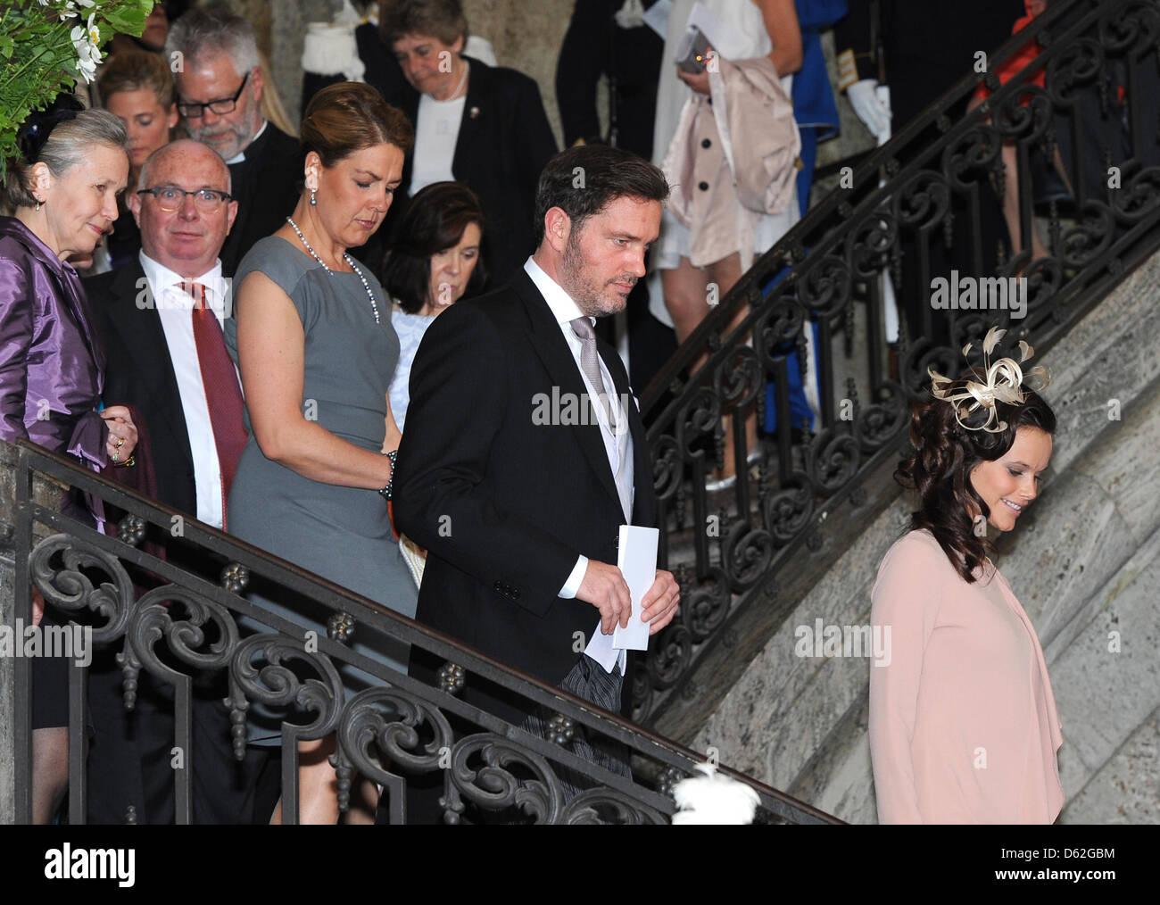 Princess Madeleine Boyfriend