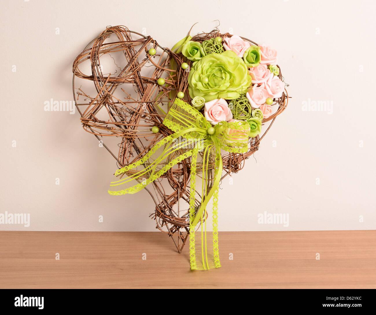 Wicker Heart Stock Photos & Wicker Heart Stock Images - Alamy