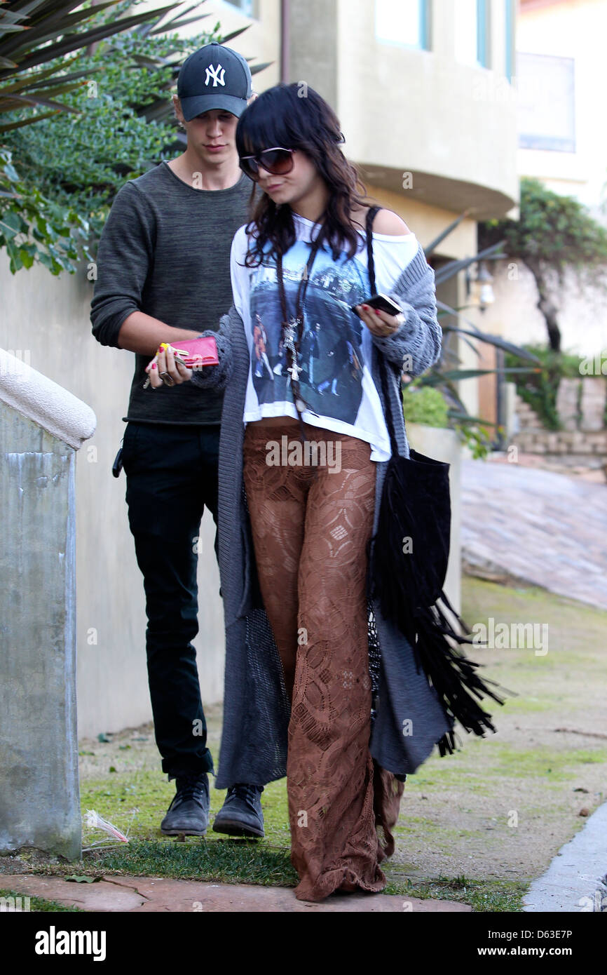 Austin butler hudgens and vanessa Cute Pictures