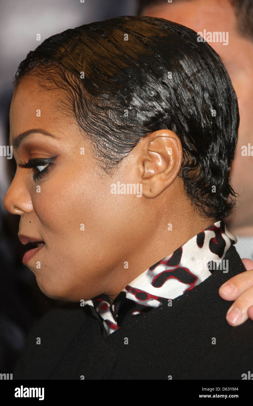 Janet Jackson attends her book signing for 'True You: A