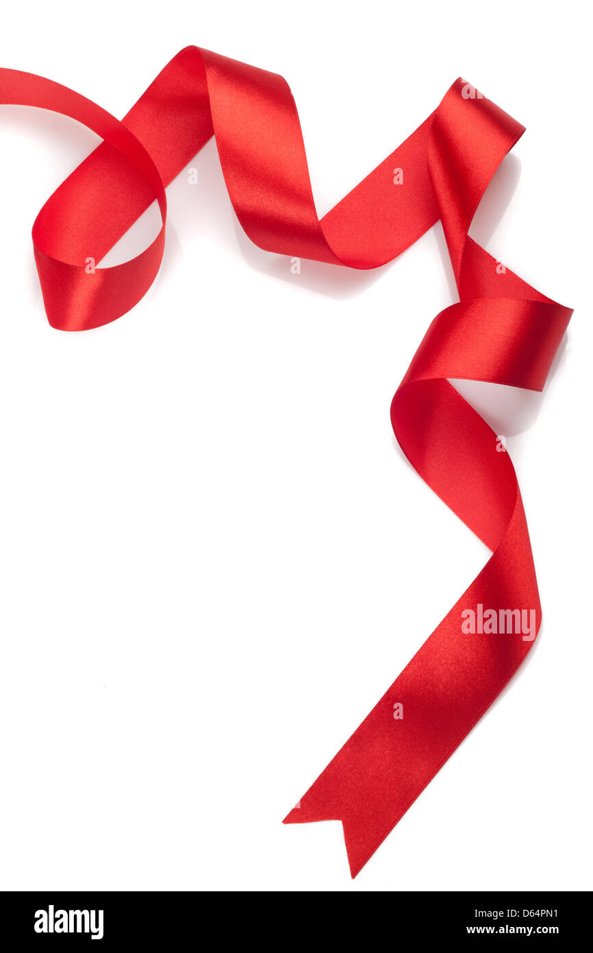 ribbon - Stock Image