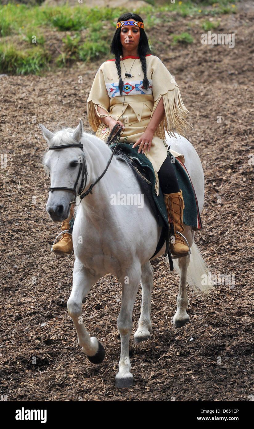 Pferde winnetou old shatterhand dating