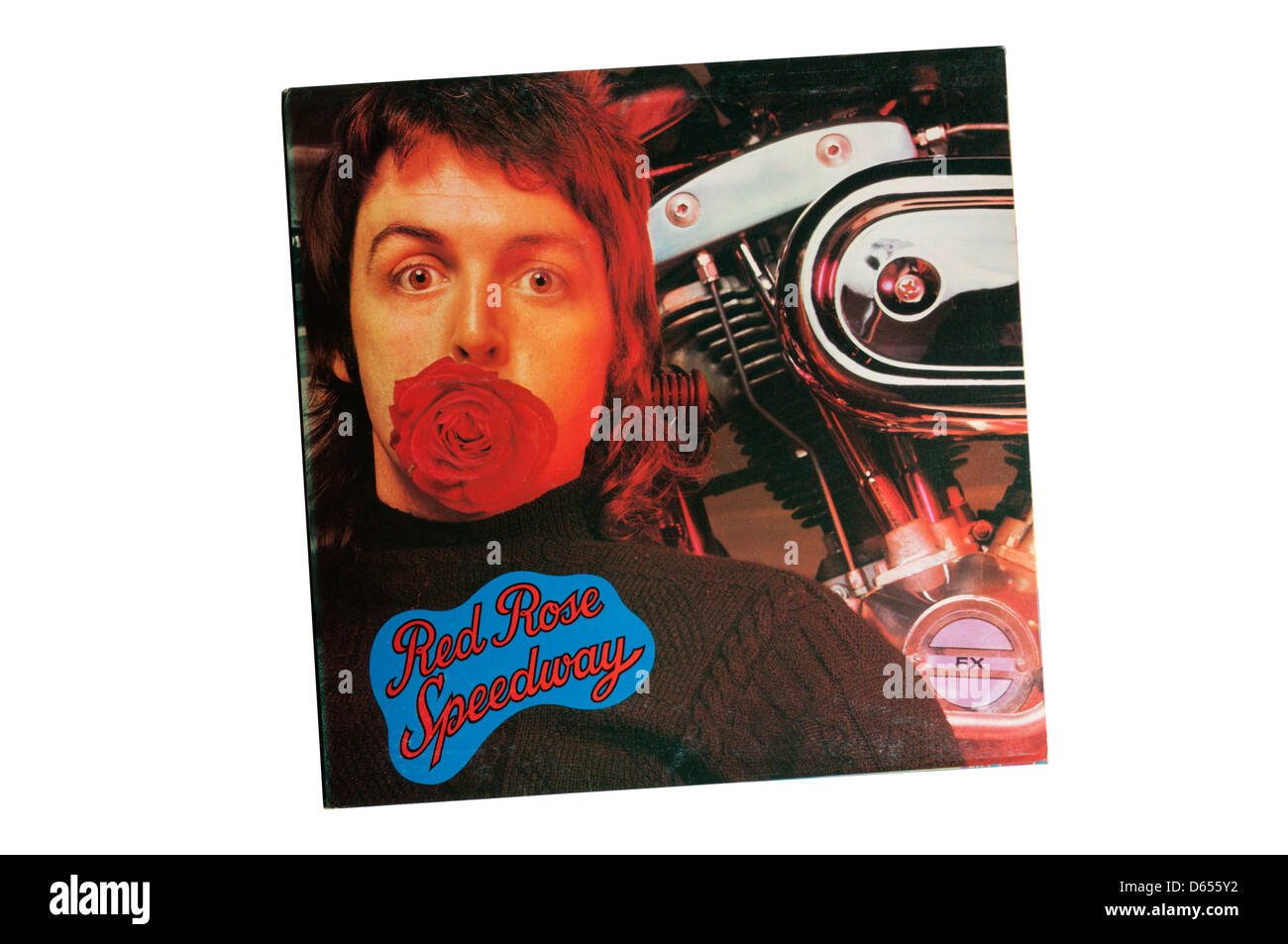 Red Rose Speedway Released In 1973 Was The Second Album By Paul McCartney And