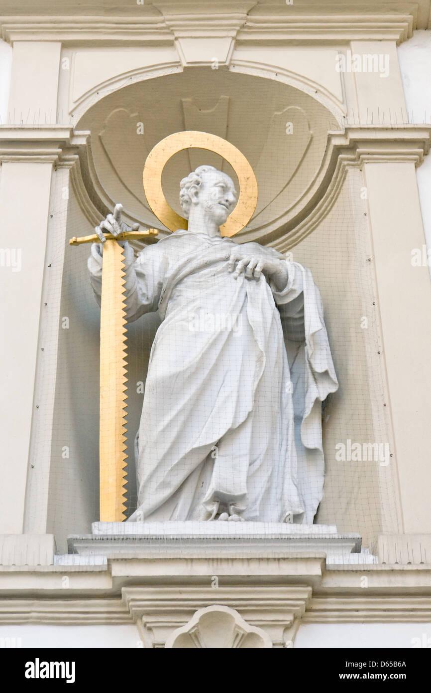 Saint Simon the Zealot - Stock Image