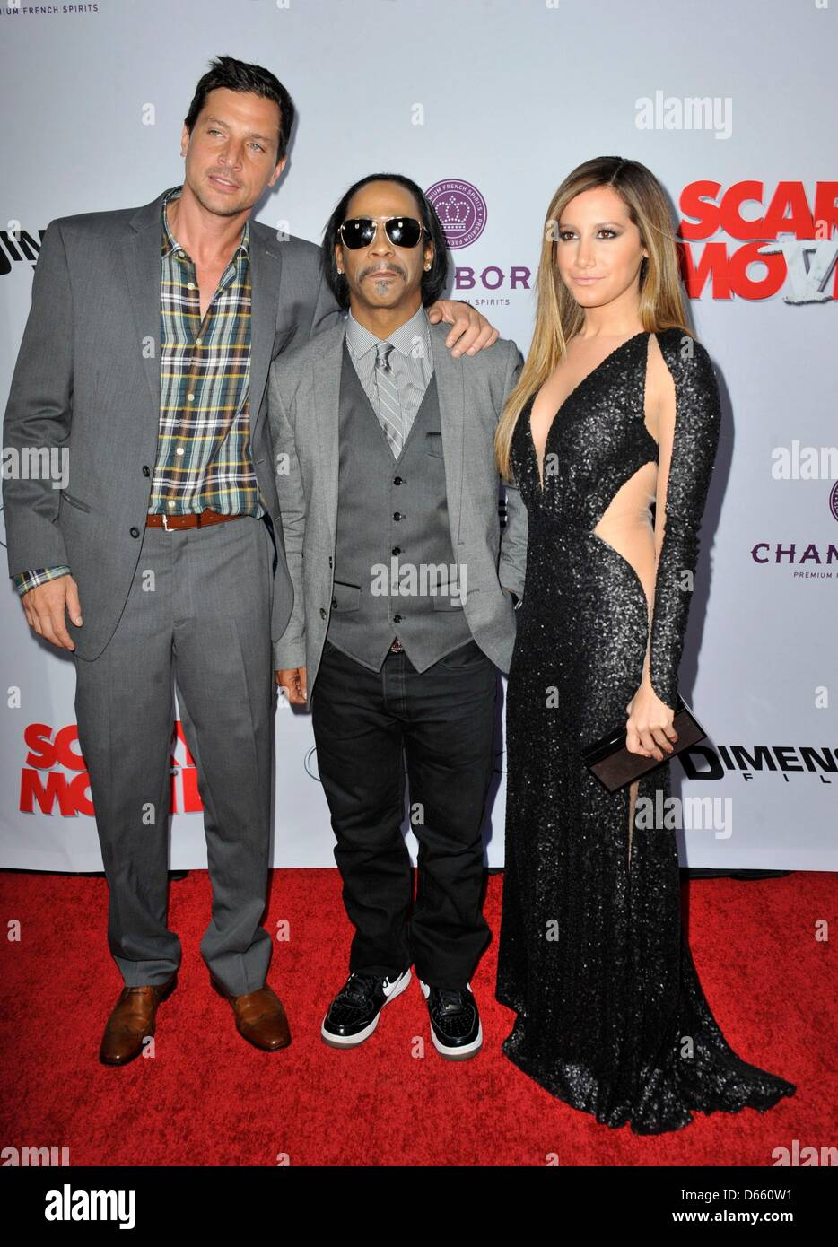 Hollywood Los Angeles Ca Usa April 11 2013 Simon Rex Katt Stock Photo 55451453 Alamy