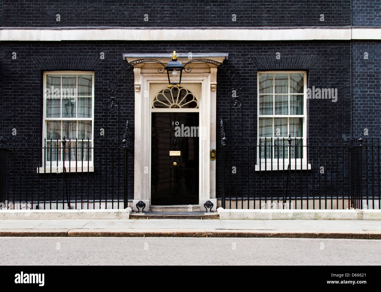 Prime ministers office - Stock Image