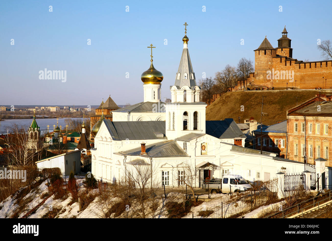 Nizhny Novgorod, Kremlin: history, sights and interesting facts 60