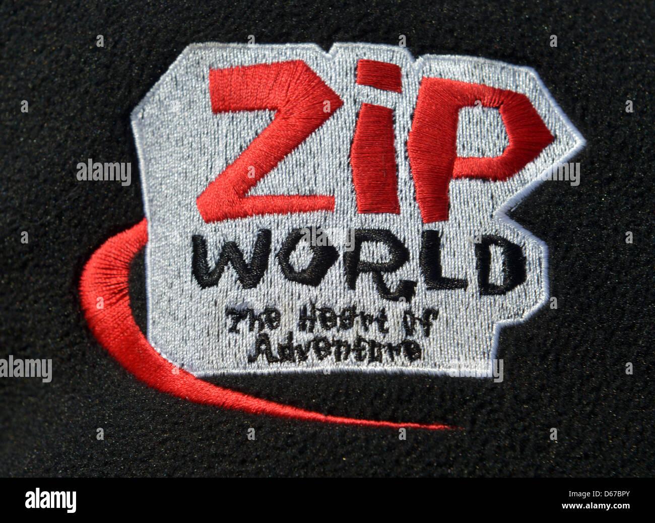 Zip World, Penrhyn Quarry, Bethesda, Bangor, Gwynedd, North Wales ...