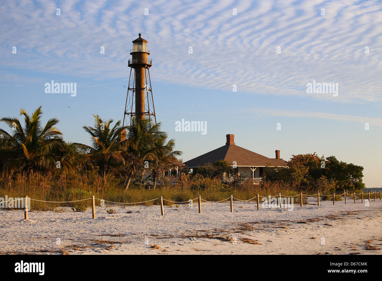 The Sanibel Island Light Or Point Ybel Light Is The First Lighthouse On  Floridau0027s Gulf Coast North Of Key West Design