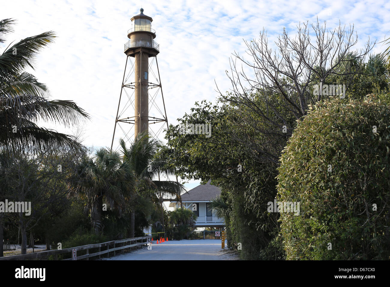 The Sanibel Island Light Or Point Ybel Light Is The First Lighthouse On  Floridau0027s Gulf Coast North Of Key West
