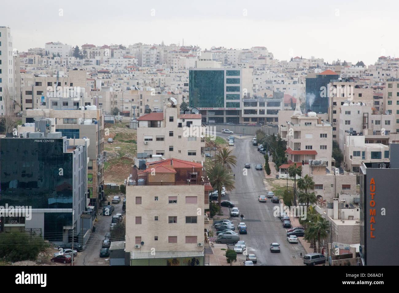 capital city of jordan country