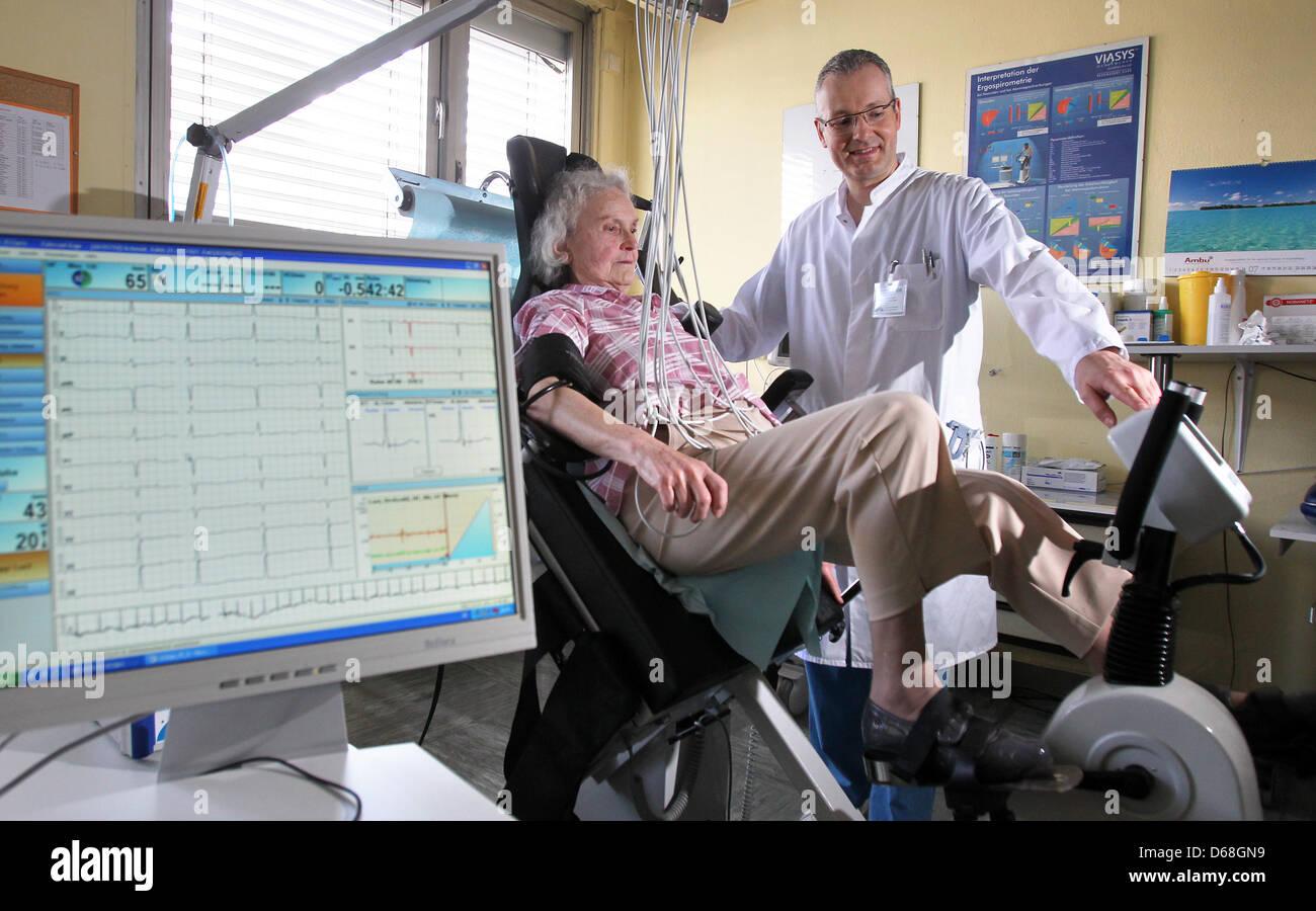Stephan Gielen, medical director of the Hospital for