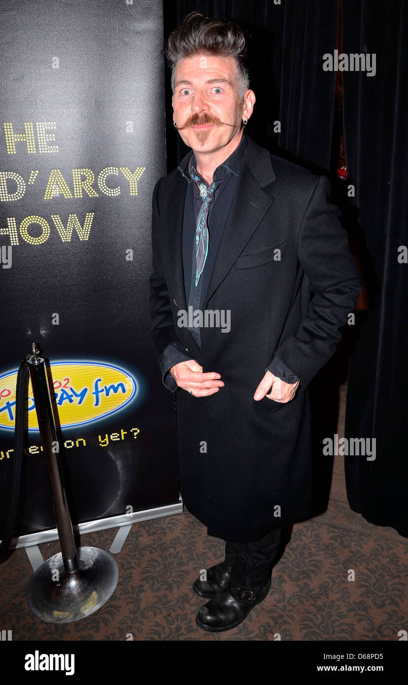 9ce590e2d621 Jerry Fish Today FM's Christmas Tea Party Show at The Shelbourne Hotel  Dublin, Ireland -