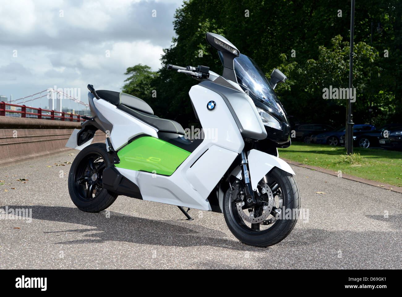 bmw scooter stock photos bmw scooter stock images alamy. Black Bedroom Furniture Sets. Home Design Ideas