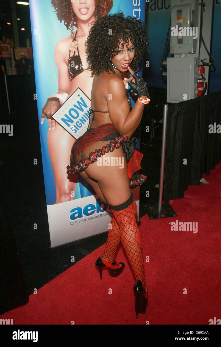 How old is misty stone