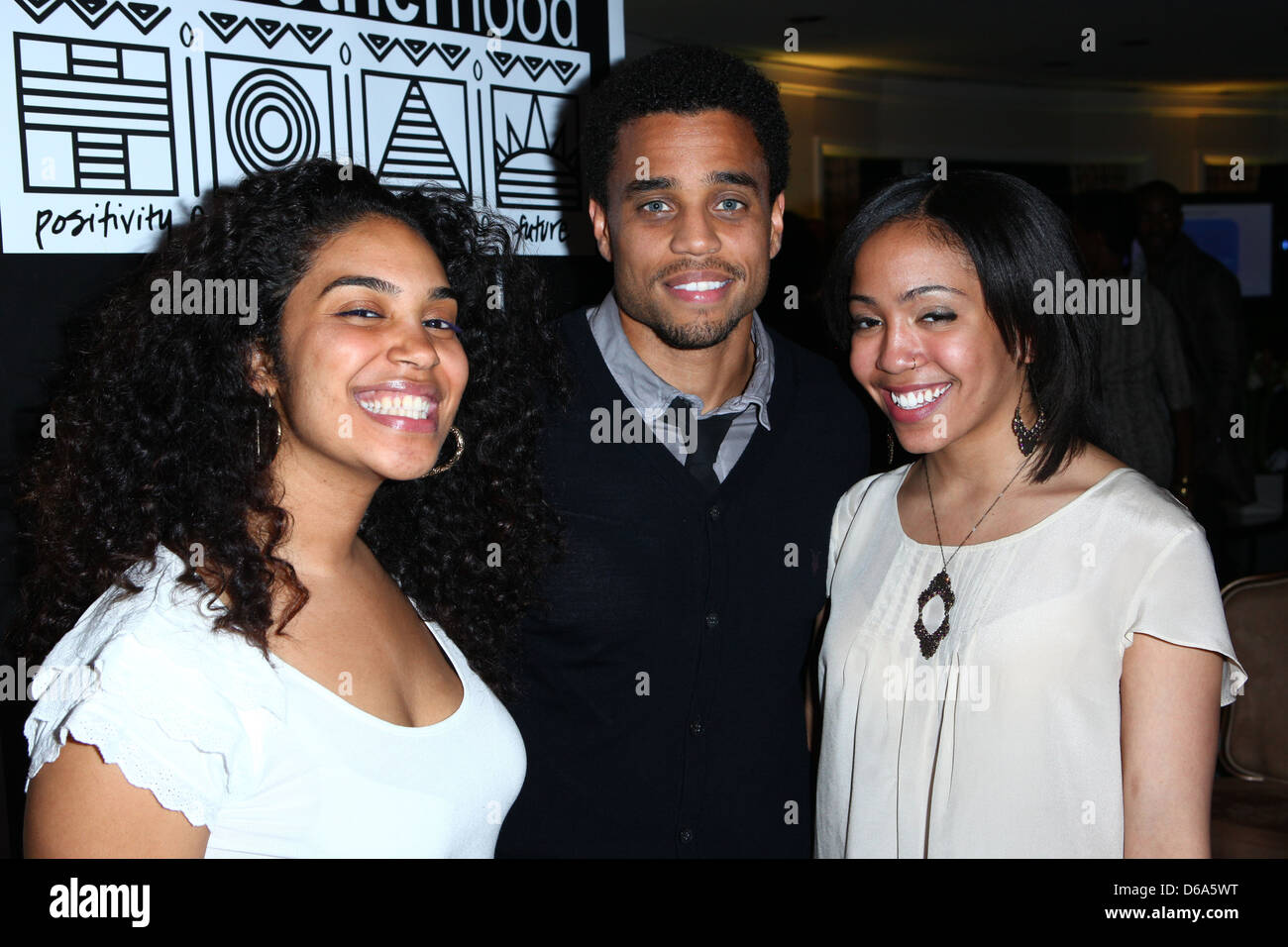 Does michael ealy have any siblings
