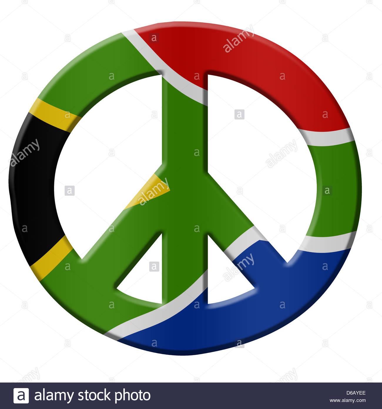 South African National Symbol Stock Photos South African National