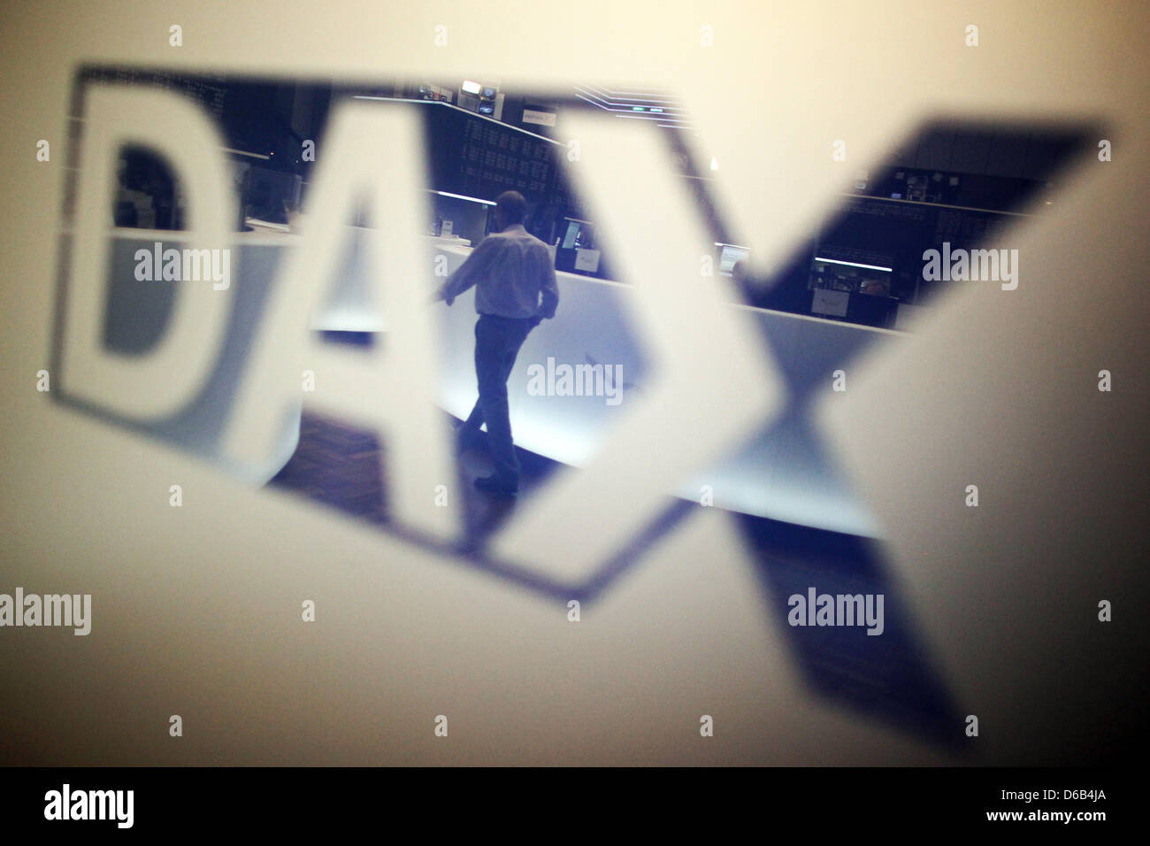 Dax Stock Market Stock Photos Dax Stock Market Stock Images Alamy