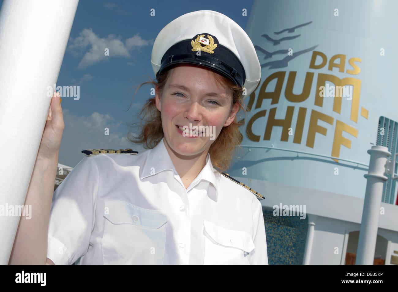 captain deutschland