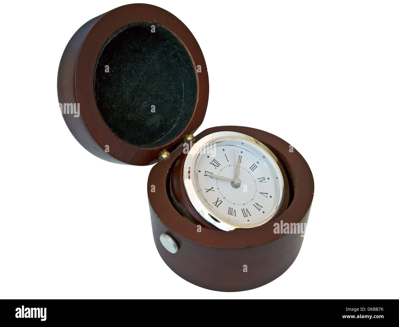 table clock - Stock Image