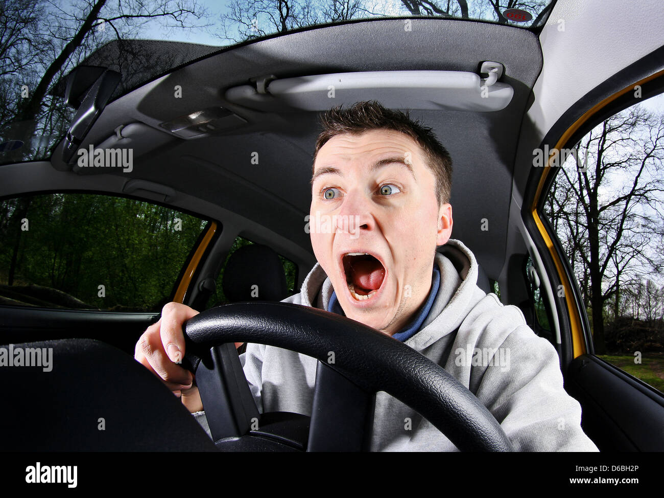 Car Driver High Resolution Stock Photography And Images Alamy
