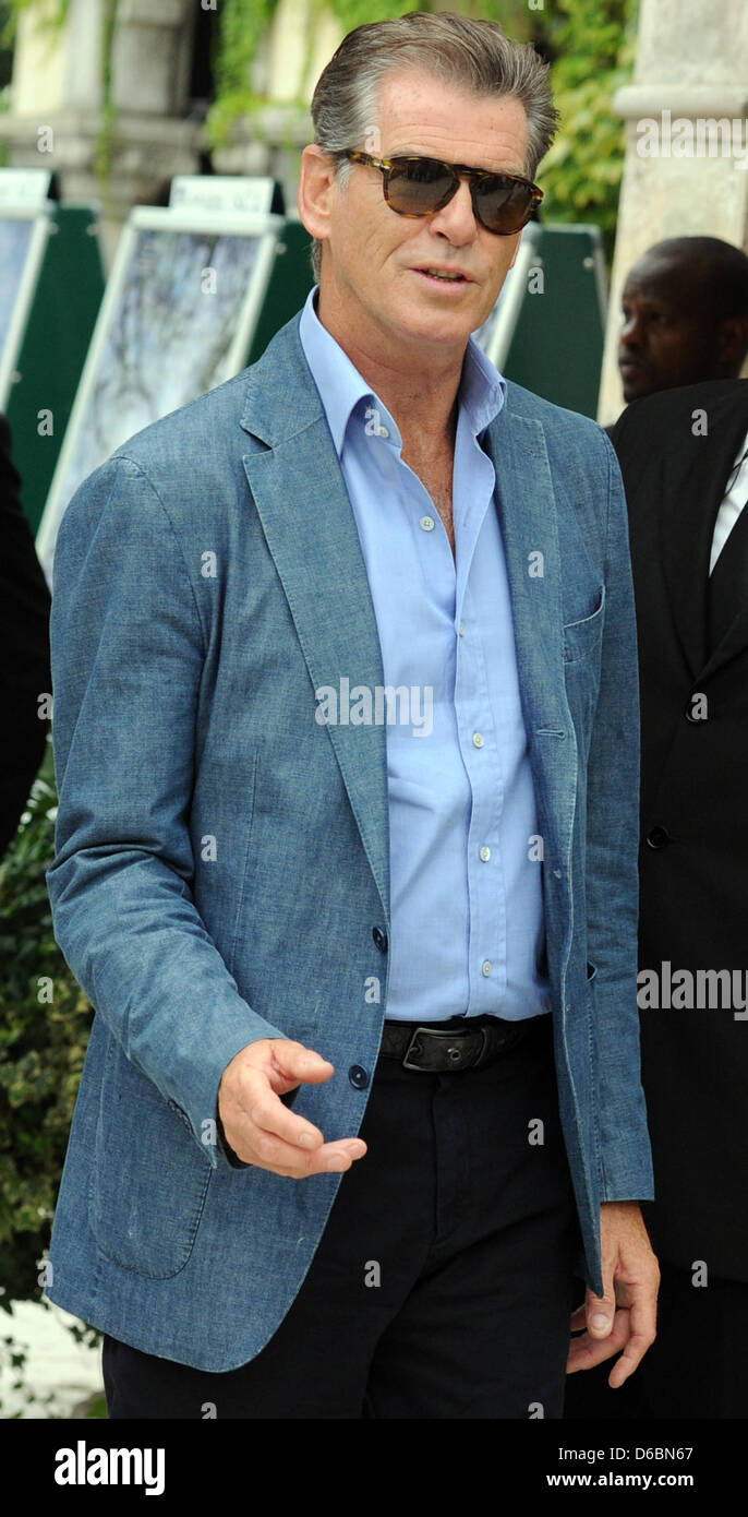 Pierce Brosnan Cinema Stock Photos & Pierce Brosnan Cinema Stock ...