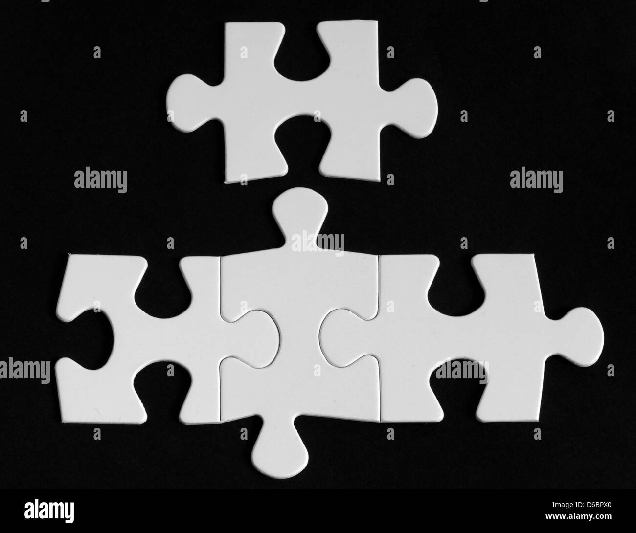4 Pieces Of Puzzle Stock Photos & 4 Pieces Of Puzzle Stock Images ...