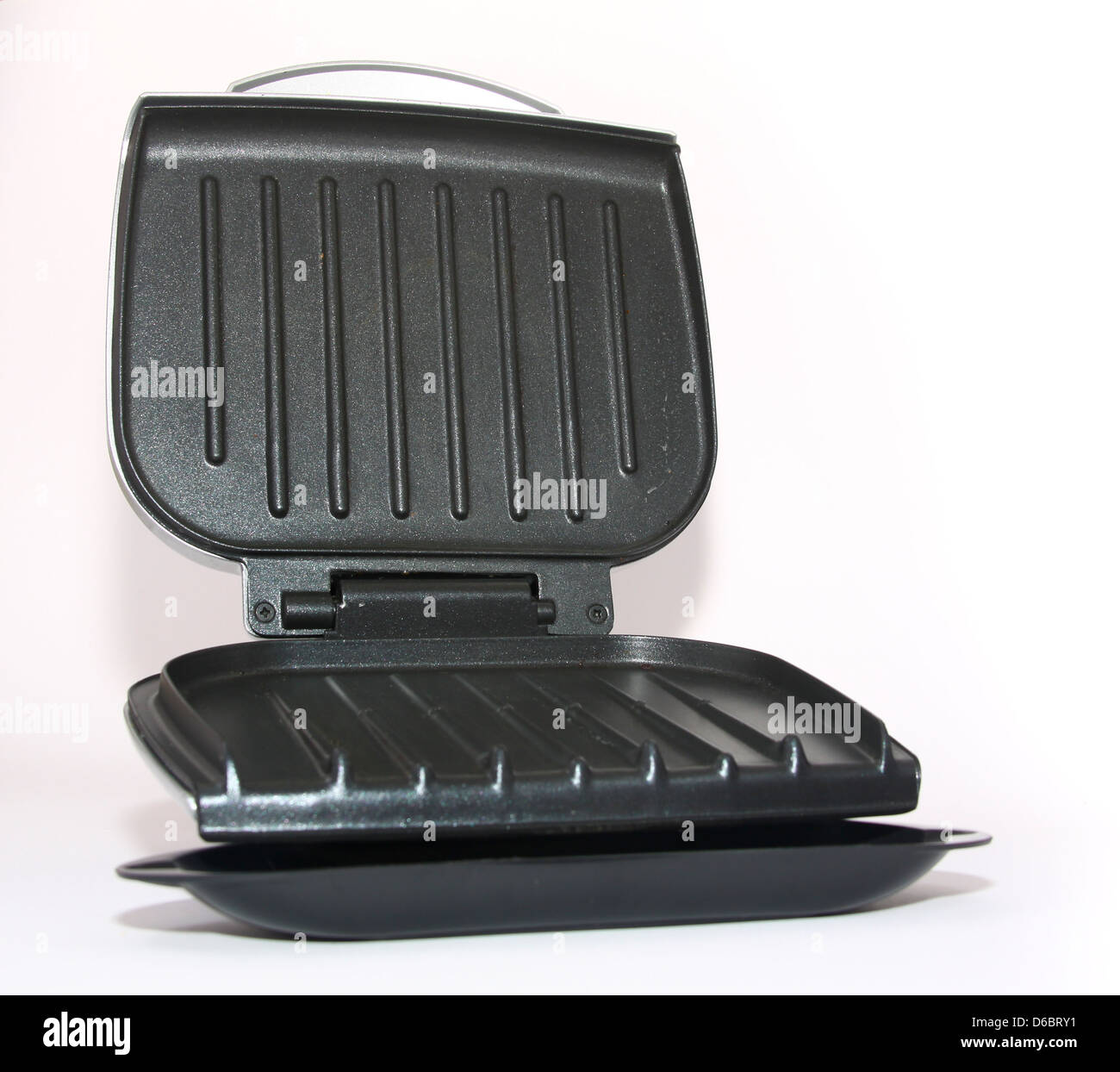 George Foreman electric mini grill - Stock Image
