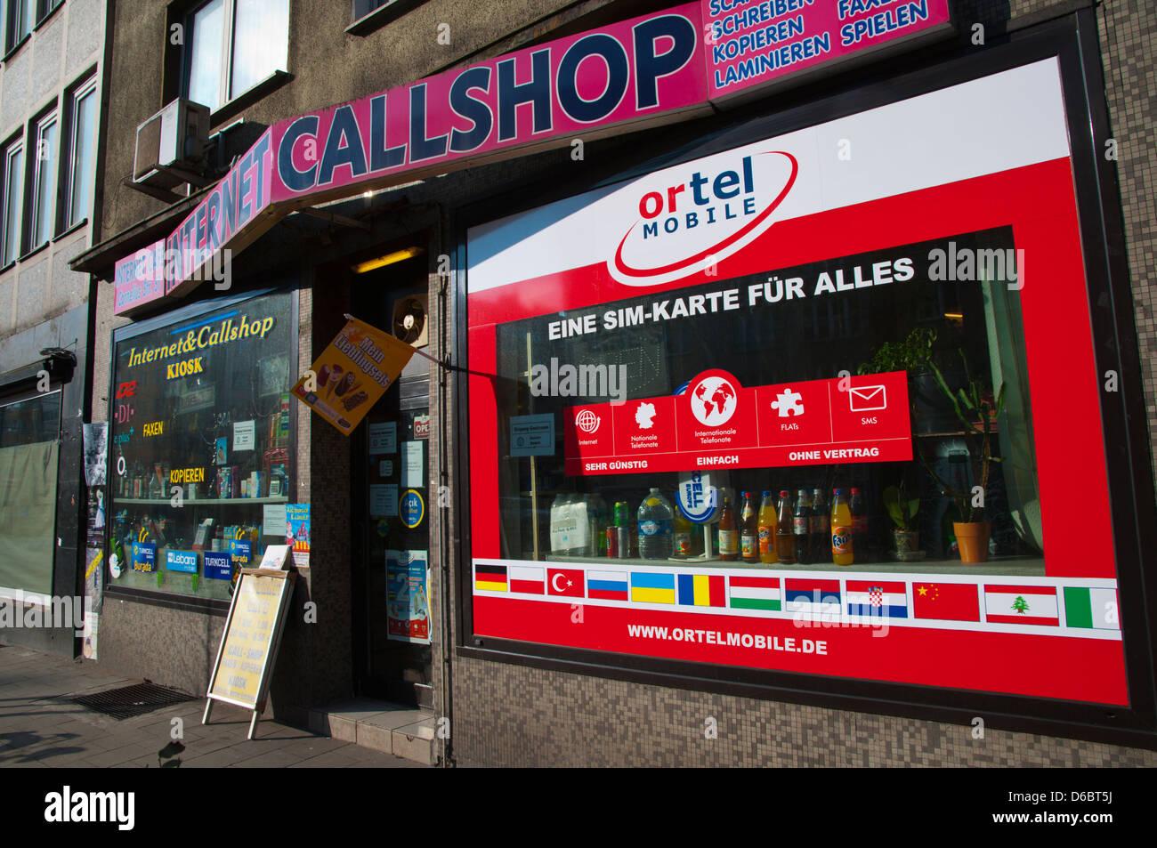 Internet Cafe New York Upper East Side
