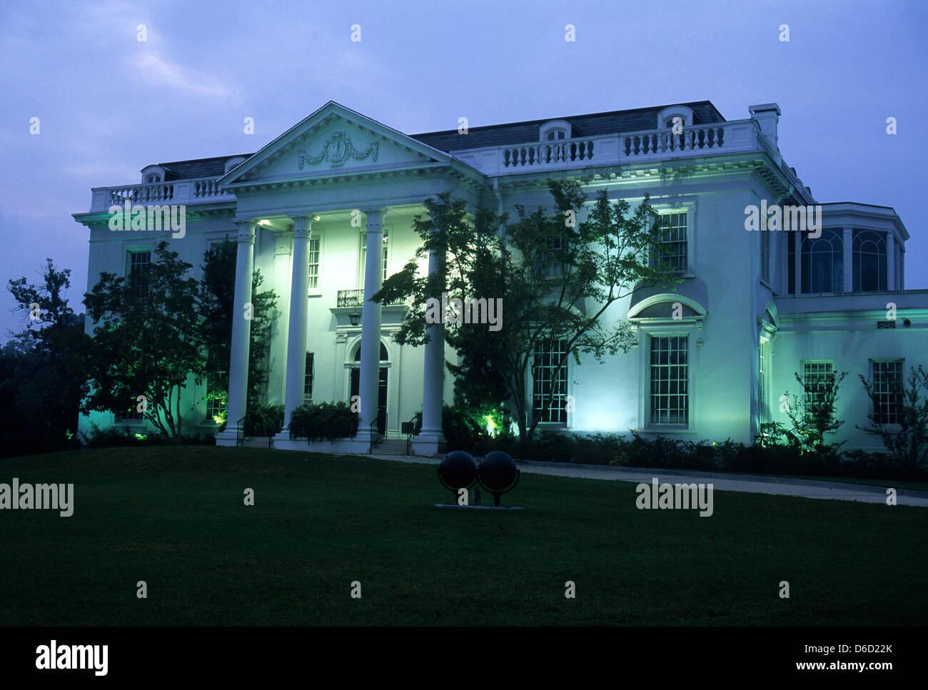 Elk283-1096 Louisiana, Baton Rouge, Old Governor's Mansion, 1930 - Stock Image