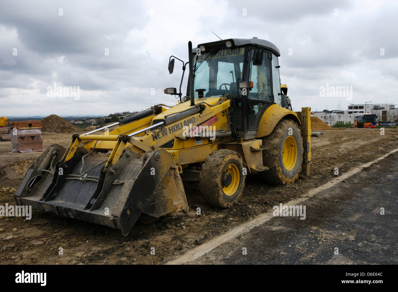 Front Loaders Stock Photos & Front Loaders Stock Images - Alamy