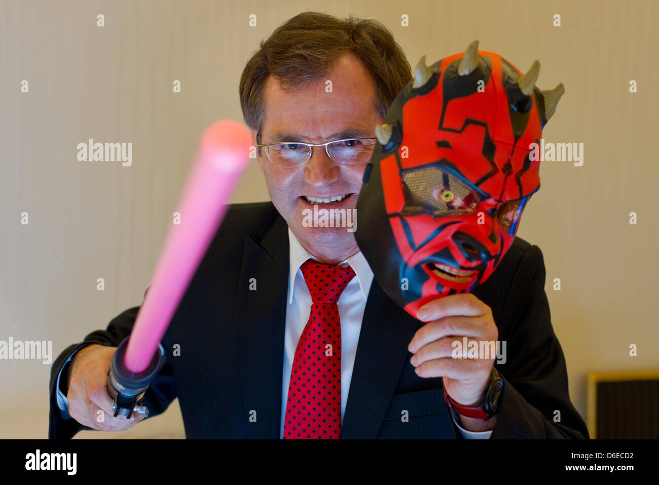 Managing director of the toys trade association idee+spiel Otto E