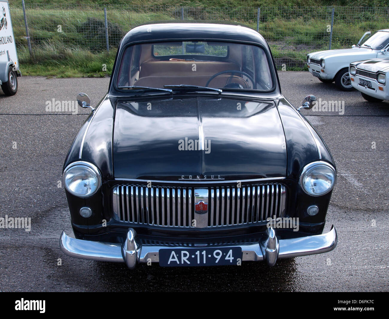 Ford Consul Vehicle Car Stock Photos 1954 Cars For Sale Pic1 Image