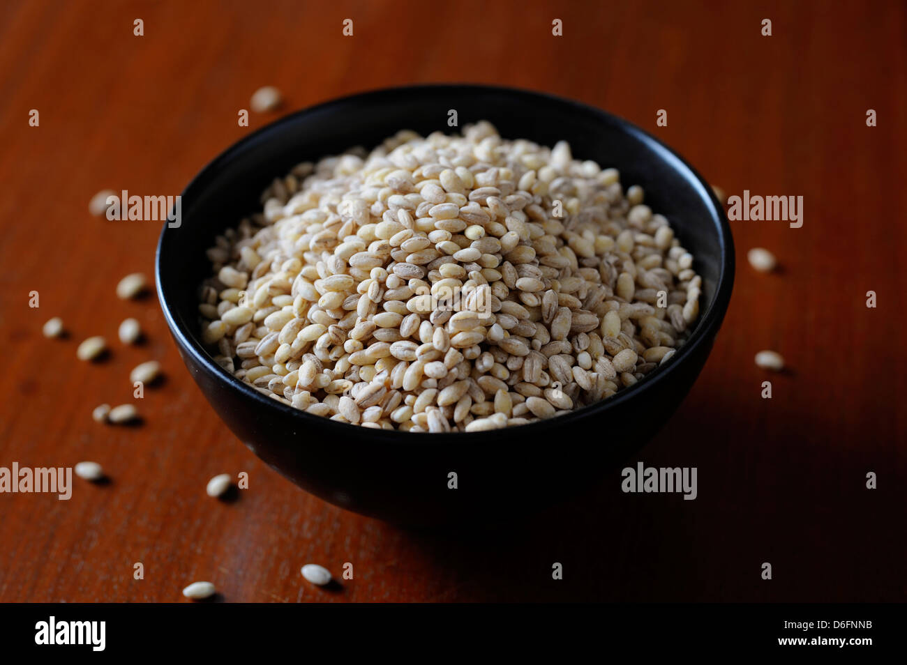 Pearl Barley - Stock Image