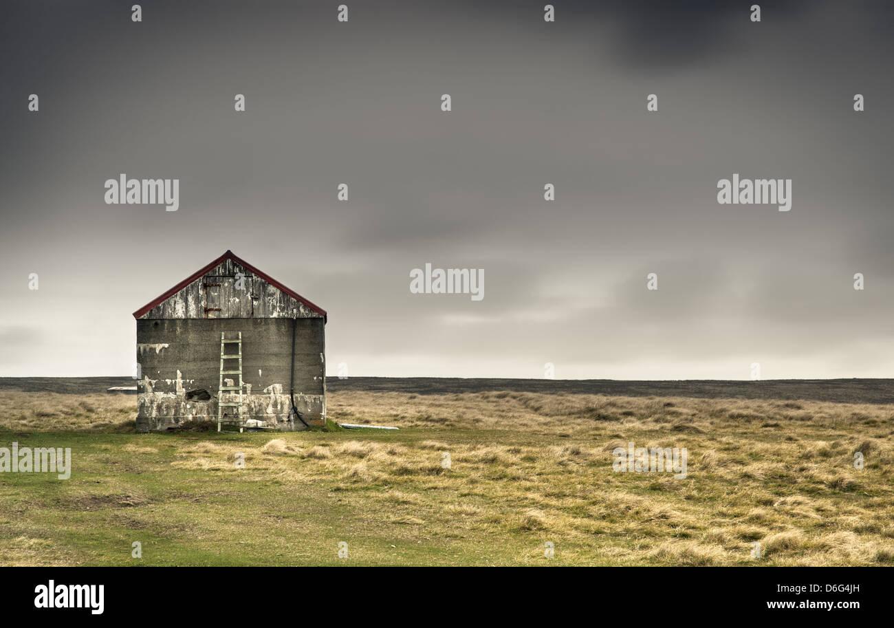 Wasteland - Stock Image