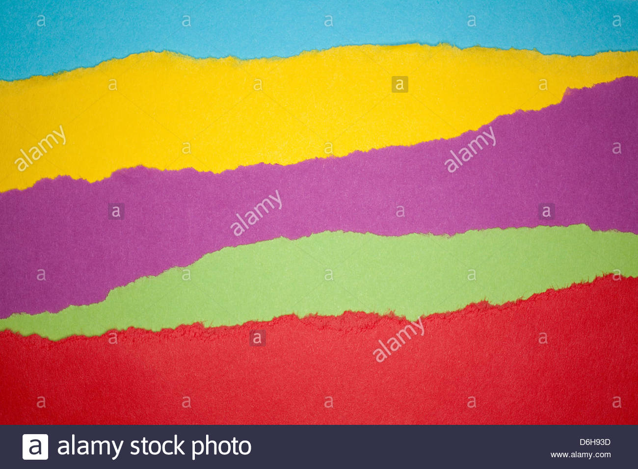Coloured Paper Sheets Stock Photos & Coloured Paper Sheets Stock ...